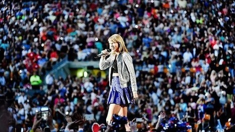 Concert photographer accuses Taylor Swift of double standards with photo waiver | Daily News Reads | Scoop.it