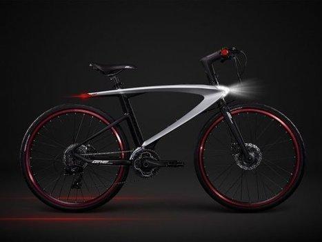Superbike : le vélo bardé de techno de la maison mère de Faraday Future | Seniors | Scoop.it