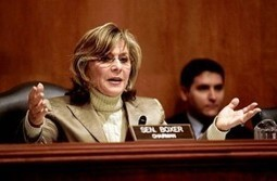 WOW, Didnt Expect the Truth: Senate global warming hearing backfires on Democrats and Senator Boxer | Geography | Scoop.it
