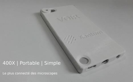 Le microscope réinventé | Chroniques libelluliennes | Scoop.it
