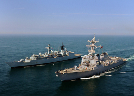 In defence of the Royal Navy - The World Outline | Naval | Scoop.it