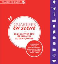 Mairie du 19e - Quartiers en scène | Parisian'East, la communauté urbaine des amoureux de l'Est Parisien. | Scoop.it
