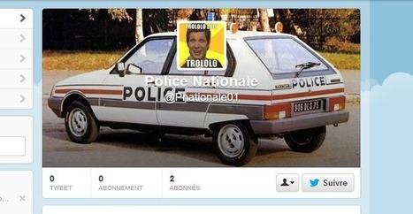 Oops, la police oublie de réserver les autres comptes Twitter | Libertés Numériques | Scoop.it