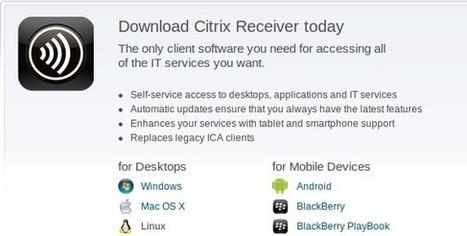 Instalación de Citrix Receiver en Ubuntu/Debian | LINUX | Scoop.it