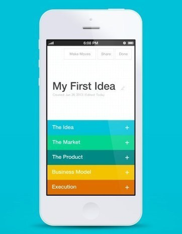 Got a killer startup idea? Elevatr's app will help you build it | Ideas, Innovation & Start-ups | Scoop.it