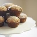 Mini Banana Bread Muffins | Cupcakes & Cashmere | Entrelaços | Scoop.it
