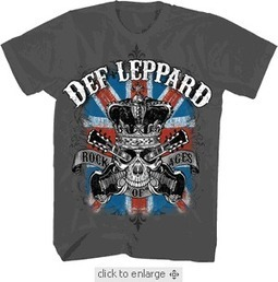 Spring Collection - Def Leppard: Rock of Ages | Buy sunday funday tee vintage movie t- shirts | Scoop.it