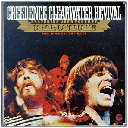 Creedence Clearwater Revival – Chronicle, Vol. 1: The 20 Greatest Hits | Old Good Music | Scoop.it