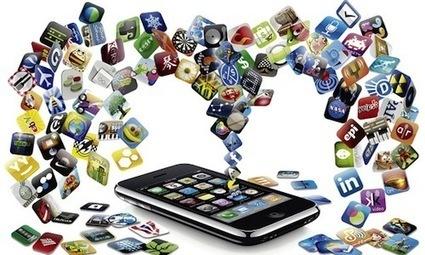 Guía para la eficacia en marketing móvil – Line español linea navy, wasap o WhatsApp, android,   comunity manager importancia en la empresa   Scoop.it