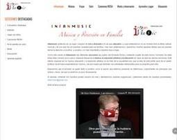 Revista Educación 3.0: recursos educativos para el aula digital » Infanmusic, un portal con música y diversión para las familias | Las TIC y la Educación | Scoop.it