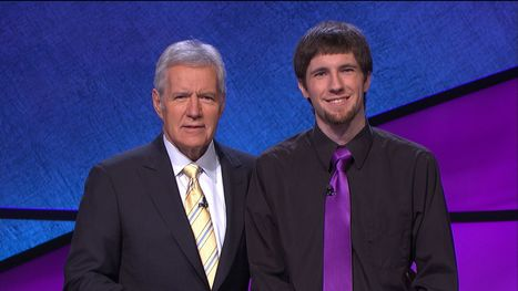 Murfreesboro dad tries to repeat as 'Jeopardy' champ tonight | Tennessee Libraries | Scoop.it