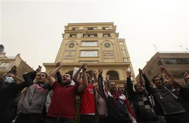 Brotherhood supporters, opponents clash in Egypt, 40 hurt | Égypt-actus | Scoop.it