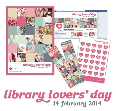 Library Lovers' Day 2014   Australian Library and Information Association   NEWS   Scoop.it