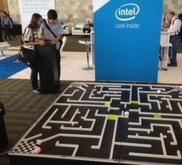 High Tech Developers Compete at Low Tech Bluetooth Golf | Intel Free Press | Scoop.it