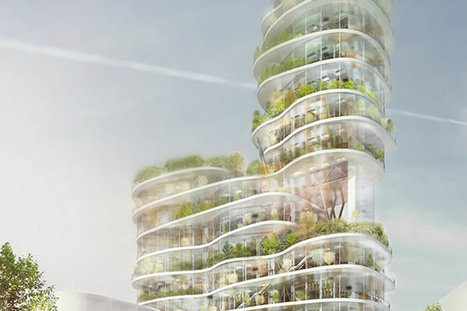 Green Living City – Urban Architecture and Design (video) - The Epoch Times | Urban Public Space | Scoop.it