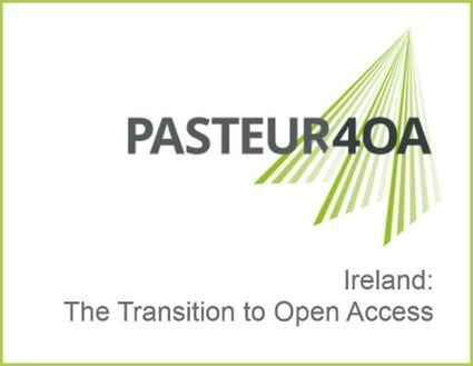 PASTEUR4OA : supporting and promoting the development and alignment of OA policies in Europe - NewsletterMay 2015 | Open Access to Scholarly Publishing | Scoop.it