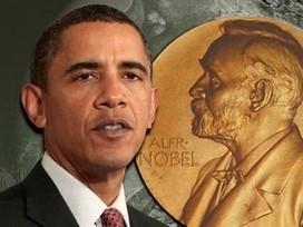 Barack Obama, ¿debería devolver el Premio Nobel? | Por amor al arte | Scoop.it