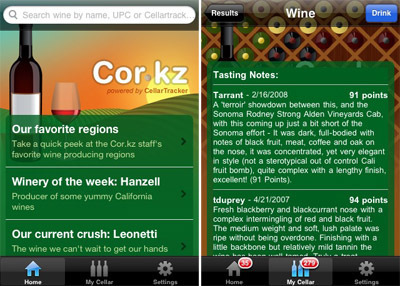 Cor.kz adds barcode scanning capability to its iPhone app | Tag 2D & Vins | Scoop.it