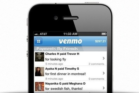 Braintree expands mobile payment ambitions; acquires Venmo | Business Tools and Apps | Scoop.it