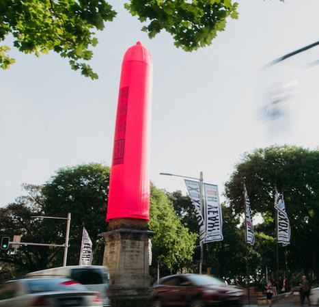 NOVA Tendência: Preservativos em monumentos - Sexo no Marketing | Sex Marketing | Scoop.it