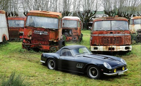 The Most Incredible Collection of Classic Cars Found In Barn Is Now For Sale - American Hard Assets | Auctions and Collectibles | Scoop.it