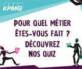 Vraiment intéressante cette stratégie de recrutement grâce au Quiz métiers | via @KPMG_France | Développement du capital humain et performance | Scoop.it