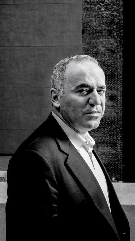 Life's Work: An Interview with Garry Kasparov | The Life Strategic | Scoop.it