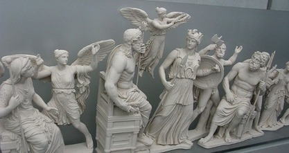 Greek Sculpture | Essential Humanities | ARCHAIC period art 800-500BCE | Scoop.it
