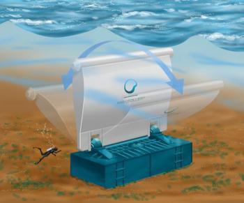 Après l'éolien, l'avenir passera peut-être par le waveroller | Uso inteligente de las herramientas TIC | Scoop.it