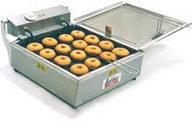 Donuts, Belshaw Donut Fryer, Belshaw Countertop Open Kettle Fryer   Equipment for Bakery   Bakery Equipment Experts   Scoop.it