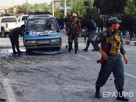 «Талибан» взял ответственность за взрывы у российского посольства в Кабуле | Global politics | Scoop.it