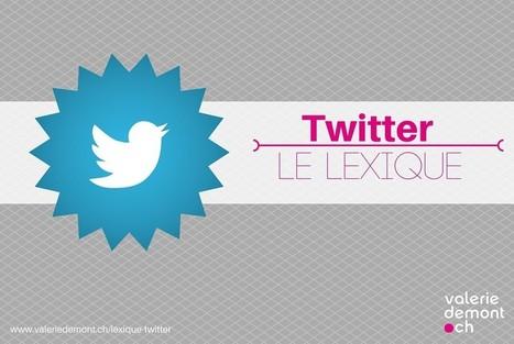 Le lexique Twitter – tweeter sans encombre | Réseaux sociaux pour l'entreprise | Scoop.it