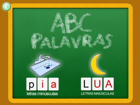 ABC PALAVRAS | Ideias & Ipads | Scoop.it