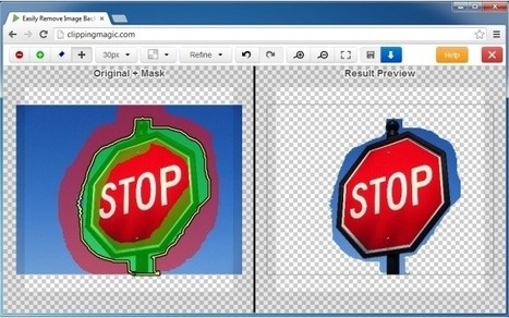 Remove Any Image Background With Clipping Magic | LinK 2 Tech [Lin K] | Scoop.it