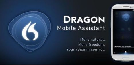 #DragonMobile – nuevo asistente personal por voz para #Android | Mobile Management | Scoop.it