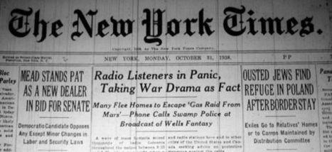 yovisto blog: Orson Welles and the 1938 Radio Show Panic | Arts | Scoop.it