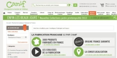 La Camif : trois ans pour une mutation réussie | Trend on the web | Scoop.it