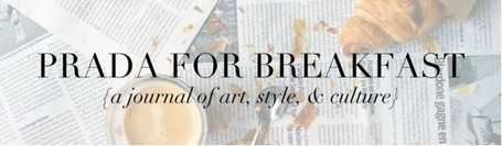 Customizing Forever: Prada for Breakfast | Technology Advances | Scoop.it