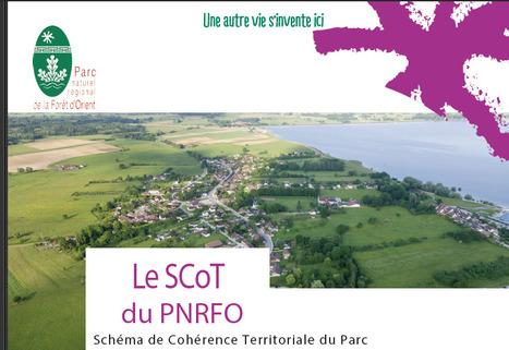 Le Schéma de cohérence territorial du Parc de la Forêt d'Orient | Centre de ressources Fédération des parcs naturels régionaux | Scoop.it