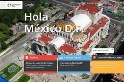 El 'Developer Bus' de Google se estaciona en México - El Universal | SigmaTTesis | Scoop.it