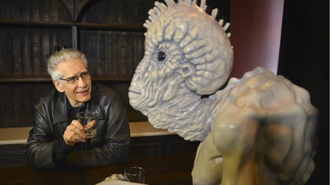 David Cronenberg's 'Mugwump' Joins Red Carpet at Canadian Screen Awards ... - Hollywood Reporter   'Cosmopolis' - 'Maps to the Stars'   Scoop.it