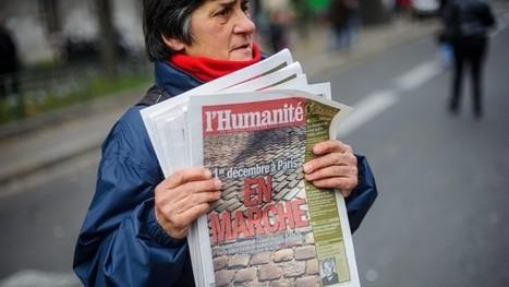L'État vole au secours de «L'Humanité» | DocPresseESJ | Scoop.it