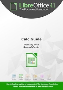 LibreOffice 4.1 Calc Guide published | LibreOffice | Scoop.it
