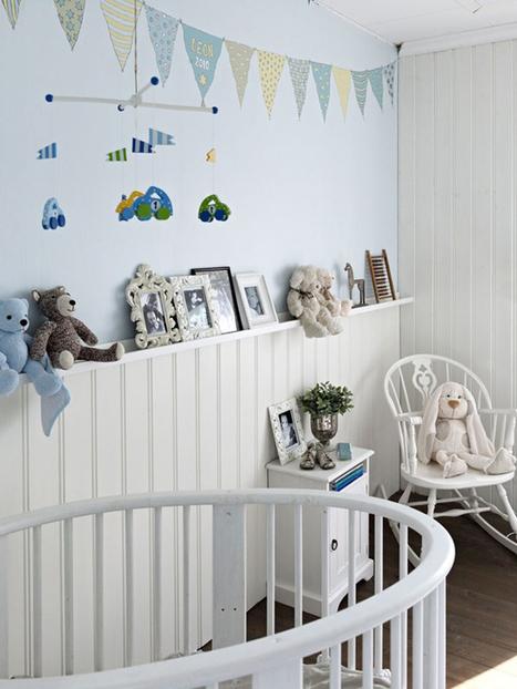 Préparer la chambre de bébé #1 | Dossier de l'été | Maternité | Scoop.it