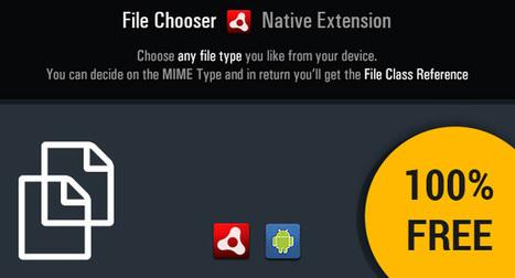 File Chooser ANE V2.0   Adobe Flash Platform   Scoop.it