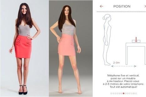 Carrefour croit à l'avatar 3D pour vendre ses vêtements sur le Web | News from the web | Scoop.it