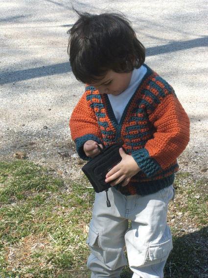 Jacob Child's Jacket Free Crochet Pattern | Free Crochet Patterns | Scoop.it