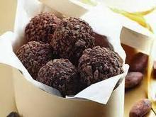 Cacao Bean  Chocolate Truffles | food | Scoop.it