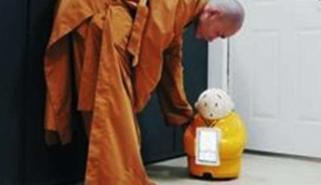 Facing tough questions in life? China's 'robot monk' may have some enlightening answers for you | Une nouvelle civilisation de Robots | Scoop.it