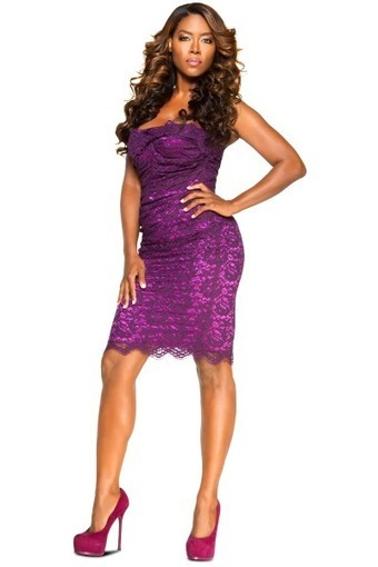 """IT'S OFFICIAL! Kenya Moore & Porsha Stewart Join """"RHOA"""", Snap First Cast Photo   The Young, Black, and Fabulous   GetAtMe   Scoop.it"""